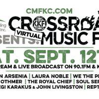 VIRTUAL- KKFI Crossroads Music Fest presented by KKFI 90.1 FM at Online/Virtual Space, 0 0