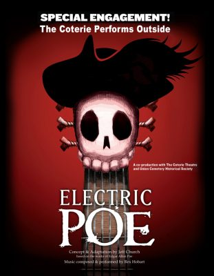 Electric Poe presented by The Coterie Theatre at ,
