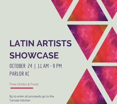 Latin Artist Showcase presented by Electric Poe at ,