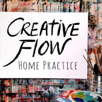Creative Flow Home Practice presented by Jenny Hahn Studio at Online/Virtual Space, 0 0