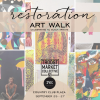 Restoration Art Walk presented by Troost Market Collective at ,