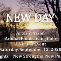 VIRTUAL- Arts in Prison 2020 New Day Gala presented by Arts in Prison at Online/Virtual Space, 0 0