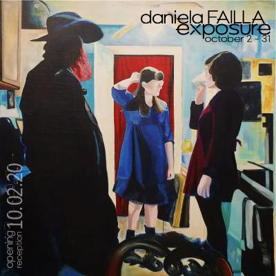 October Art Exhibition: Daniela Failla – Exposure: Brush & Lens presented by Bunker Center for the Arts at Bunker Center for the Arts, Kansas City MO