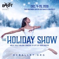 "Kansas City Ballet presents ""The Holiday Show"" presented by Kansas City Ballet at Todd Bolender Center for Dance & Creativity, Kansas City MO"