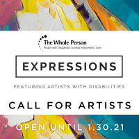 Expressions Art Exhibition- Opening Reception presented by The Whole Person at ,