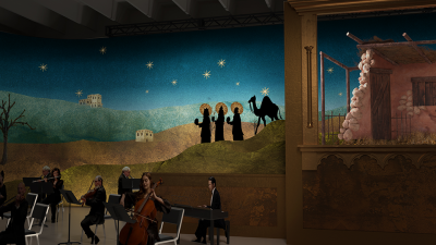 Amahl and the Night Visitors presented by Lyric Opera of Kansas City at ,