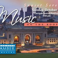 Music on the Rooftop – A Sunset Serenade! presented by Kansas City Chamber Orchestra at ,