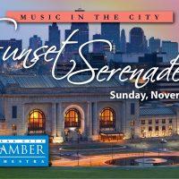 A Sunset Serenade – Kansas City Chamber Orchestra presented by Kansas City Chamber Orchestra at ,