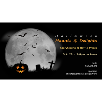 VIRTUAL- Halloween Haunts & Delights presented by GUILDit at ,