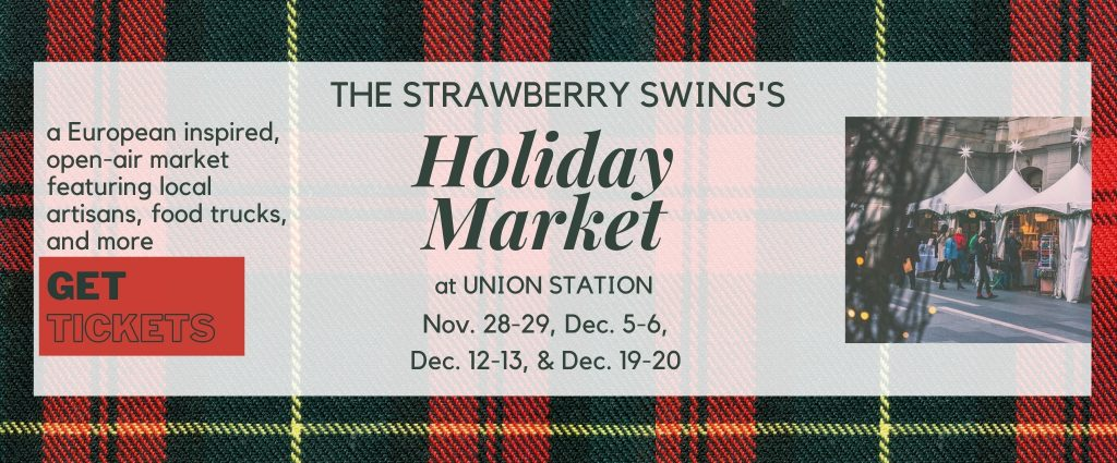 Strawberry Swing- The 10th Annual Holiday Swing: A...
