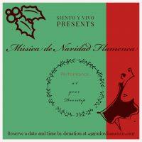 Música De Navidad Flamenca- At your Doorstep presented by Melinda Hedgecorth at ,