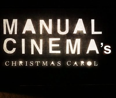 "VIRTUAL- Manual Cinema's ""Christmas Carol"" presented by Carlsen Center at Johnson County Community College at Carlsen Center at Johnson County Community College, Overland Park KS"