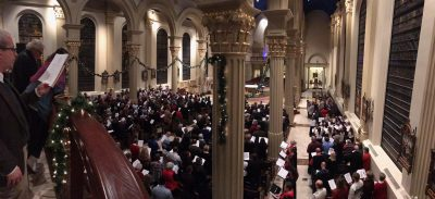 Candlelight, Carols & Cathedral presented by William Baker Choral Foundation at ,