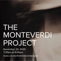 VIRTUAL- UNI Opera: The Monteverdi Project presented by Online/Virtual Space at Online/Virtual Space, 0 0