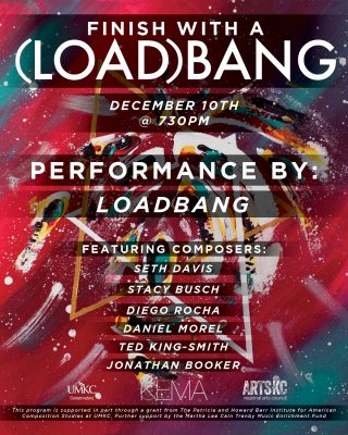 VIRTUAL- Finish with a (load)Bang presented by Kansas City Electronic Music and Arts Alliance at Online/Virtual Space, 0 0