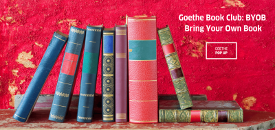 VIRTUAL- Goethe Book Club: BYOB (Bring Your Own Book!) presented by Goethe Pop Up Kansas City at Online/Virtual Space, 0 0