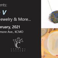 """Cerbera Gallery Presents: """"Winter Salon V"""" presented by Cerbera Gallery at Cerbera Gallery, Kansas City MO"""