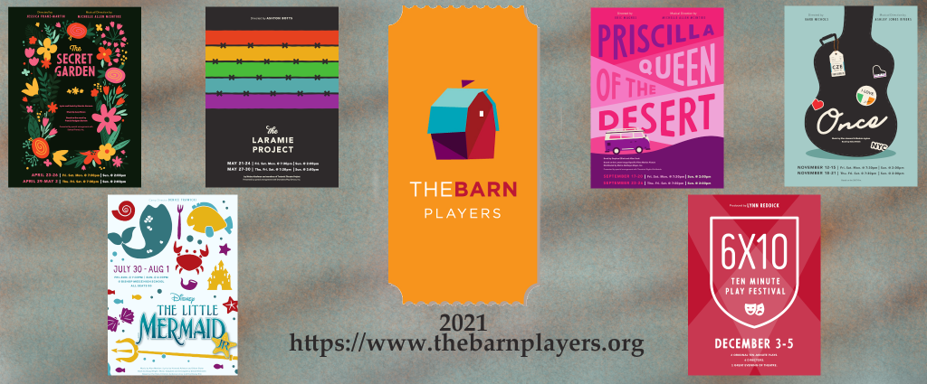 the barn players- January 2021