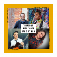 VIRTUAL- Thursday Night Arts presented by ArtsKC – Regional Arts Council at Online/Virtual Space, 0 0