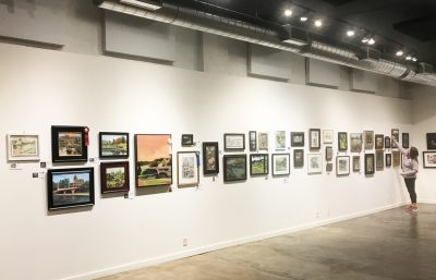 Brush Creek Art Walk 2020 at ARTSKC (through February) presented by Brush Creek Artwalk Foundation at The ArtsKC Gallery, Kansas City MO