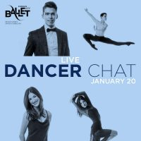 "VIRTUAL – Kansas City Ballet presents ""LIVE Dancer Chat with Consuelo Cruz"" presented by Kansas City Ballet at Online/Virtual Space, 0 0"