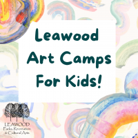 Artful Stories Camp presented by City of Leawood at ,