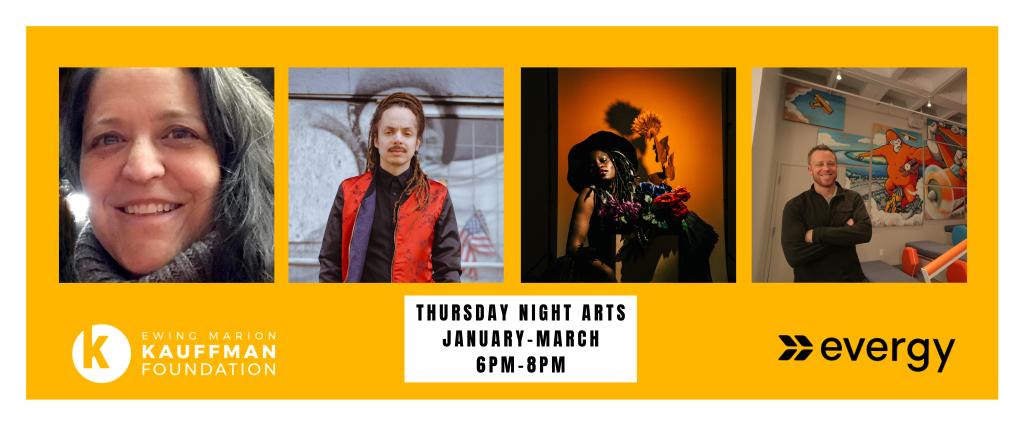 Thursday Night Arts- Jan- March 2021