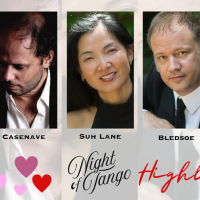 VIRTUAL – BAS' A Night of Tango Highlights presented by Bach Aria Soloists at Online/Virtual Space, 0 0