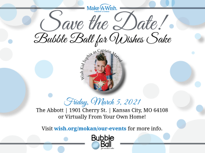 Bubble Ball for Wishes Sake presented by Violent By Design at ,