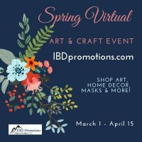 VIRTUAL – Art & Craft Show – Spring presented by IBD Promotions - Images by Davenport, LLC. at Online/Virtual Space, 0 0