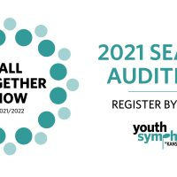 Youth Symphony's 2021 Season Auditions