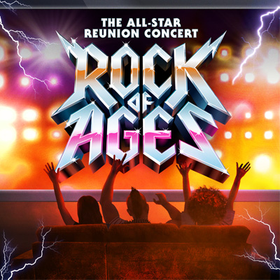 VIRTUAL – Rock of Ages: All-Star Reunion Concert presented by Starlight at Online/Virtual Space, 0 0