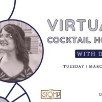 VIRTUAL – Cocktail Hour w/ DJ AB – Celebrating Women in Jazz presented by 627 Stomp at Online/Virtual Space, 0 0