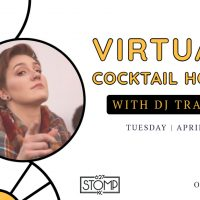 VIRTUAL –  Cocktail Hour – Funk Night w/ DJ Trashcat presented by 627 Stomp at Online/Virtual Space, 0 0