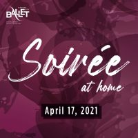"VIRTUAL – Barre KC presents ""Soirée at Home"" presented by Kansas City Ballet at Online/Virtual Space, 0 0"