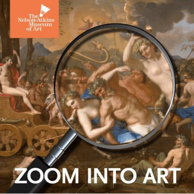 VIRTUAL- Public Tour: Zoom Into Art presented by The Nelson-Atkins Museum of Art at Online/Virtual Space, 0 0