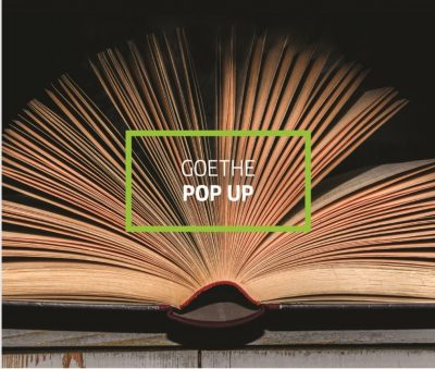 Pop Up Library presented by Goethe Pop Up Kansas City at Goethe Pop Up Kansas City, Kansas City MO