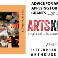 VIRTUAL – Advice for Artists Applying for Inspiration Grants presented by InterUrban ArtHouse at Online/Virtual Space, 0 0