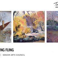 Senior's Spring Fling presented by Tim Murphy Art Gallery at Tim Murphy Art Gallery, Merriam KS
