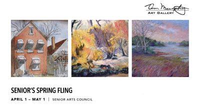 Senior's Spring Fling presented by Home at Tim Murphy Art Gallery, Merriam KS