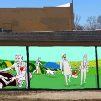 Show Me PAD Mural Unveiling presented by Show Me PAD Research Team at ,