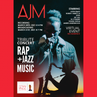 VIRTUAL – Rap & Jazz Music Tribute Concert presented by American Jazz Museum at The Gem Theater, Kansas City MO