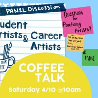 VIRTUAL – COFFEE TALK presented by Kansas City Artists Coalition at Online/Virtual Space, 0 0