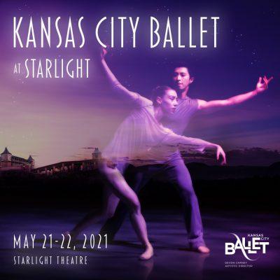 Kansas City Ballet at Starlight presented by Kansas City Ballet at Starlight Theatre, Kansas City MO