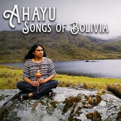 Ahayu – Songs from Bolivia presented by Ensemble Iberica at ,