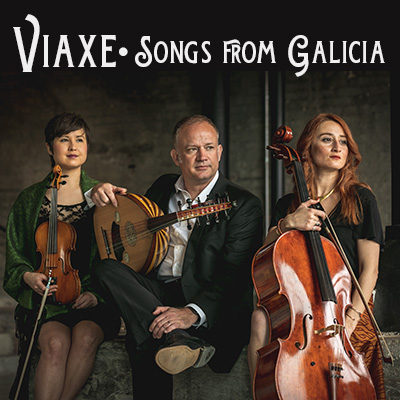 Viaxe – Songs from Galicia presented by Ensemble Iberica at ,