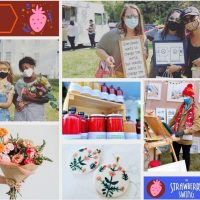 Downtown Overland Park Maker's Market – Saturdays with The Swing presented by The Strawberry Swing Indie Craft Fair at ,