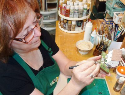 VIRTUAL – What's On Your Workbench: Nell Corkin presented by The National Museum of Toys and Miniatures at The National Museum of Toys and Miniatures, Kansas City MO
