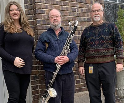 VIRTUAL-The Times and Spaces of the Bass Clarinet presented by Westport Center for the Arts at ,