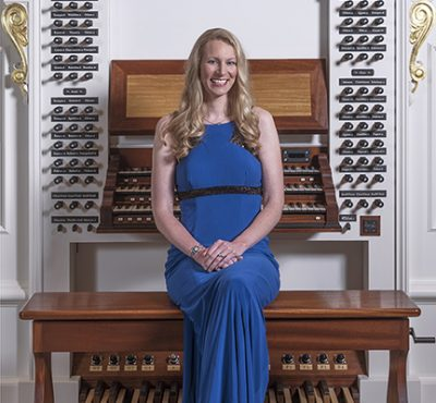 VIRTUAL- Livestream Program Features Diverse Organ Music presented by Westport Center for the Arts at Online/Virtual Space, 0 0